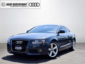 2009 Audi A5 3.2L, Manual, Service Records