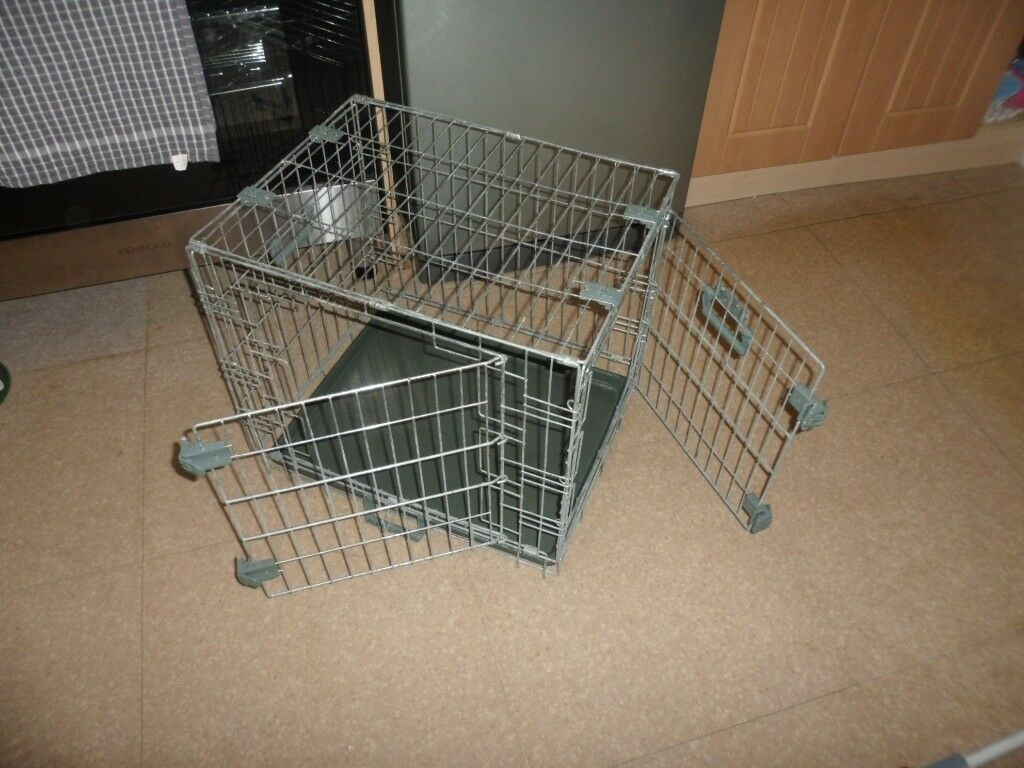 Dog Cage Rosewood for sale