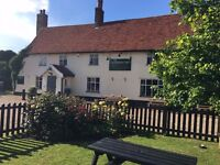 Kitchen Assistant Required for The Greyhound Inn, Pettistree, Near Woodbridge