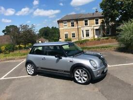 Mini Cooper S Supercharged 2003
