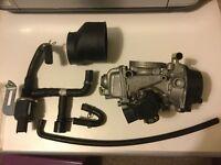 Ktm lc4 640 Mikuni BST 40 carburettor