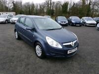 Corsa life CDTI Diesel 1.3L 2007 long mot full service history excellent condition
