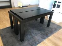 IKEA TV bench x2