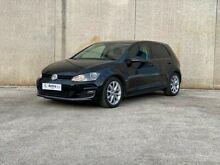 VW Golf 1.6 TDI 110 CV 5p. Executive 4 Free Blue