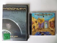 Magnum (Rock / Metal) - The Visitation CD and Livin' The Dream live DVD (2 discs). Queen/Iron Maiden