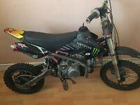 DemonX 140cc Pit Bike