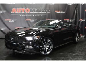 2016 Ford Mustang EcoBoost Premium! Loaded!!