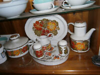 job lot of midwinter vintage retro kitsch approx 80 pieces in yeovil