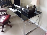 Computer or general office desk.