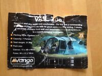 Vango Vail 700 7-person tent - made approx 2007