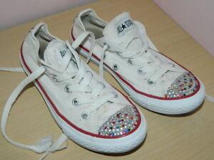 Rhinestone Converse Clothes Shoes Accessories Ebay