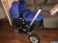Mothercare Xpedior travel system/pushchair/pram/car seat