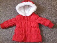 baby girl coat 0-3