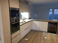 Kitchen Fitting, Painting, Tiling, Appliances installer. From£60 per unit.