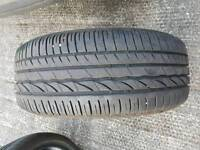 205 55 16 bridgestone runflat tyre