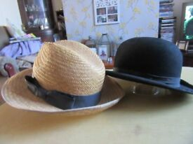 TRIBLY AND BOWLER HAT