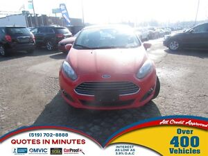 2015 Ford Fiesta FIESTA SE | LOW KM's | MUST SEE