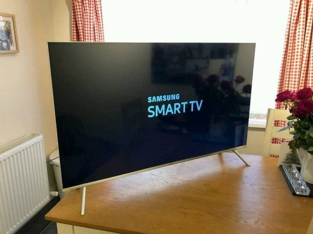 49in Samsung 4K HDR 1000 Ultra HD Smart TV WI-FI TV PLUS / FreeSat HD Voice CTRL WARRANTY
