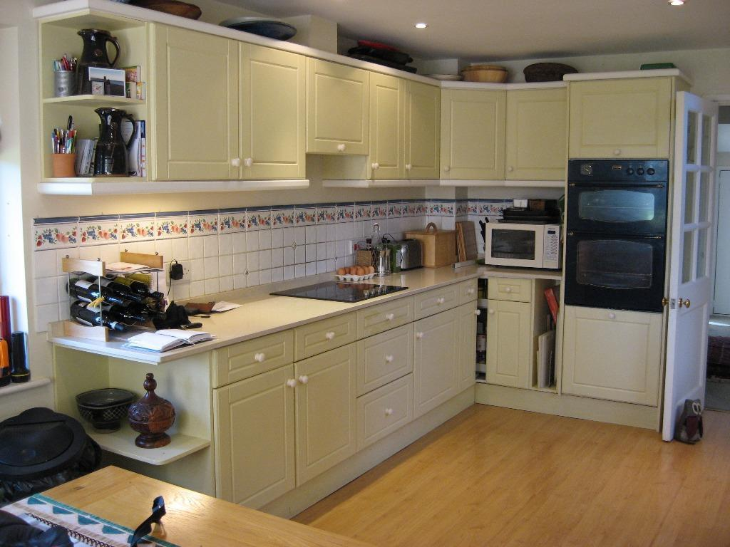quality second hand fitted kitchen for sale including top. Black Bedroom Furniture Sets. Home Design Ideas