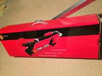 Manchester United scooter , brand new , boxed