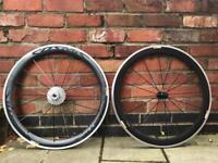 Mavic Cosmic Pro Carbon Road Wheelset 2018 - 45mm Clincher