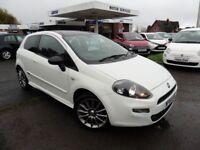 Fiat Punto SPORTING (white) 2014