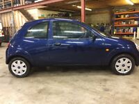 Ford KA new mot very low mileage