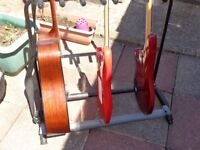 Multi Guitar Stand for 5-7 Guitars