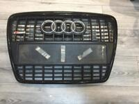 Audi A6 front grille