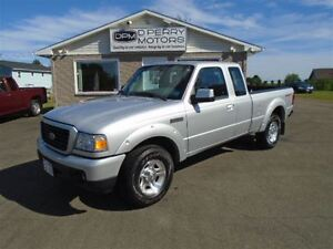 2009 Ford Ranger Sport 5-Speed Manual 2WD
