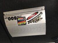 800watt car amp