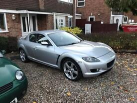 Mazda RX8 192 for sale/swap for motorcycle