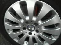 Mercedes alloys wheels