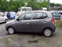 HYUNDAI I10 CLASSIC,2010 ,ONLY £30 YEARLY TAX,CARDS AND PART EXCHANGE WELCOME