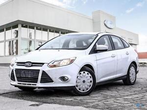 2012 Ford Focus -- Free Vegas Trip
