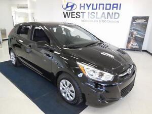 2015 Hyundai Accent L + A/C 1.6L À Hayon/Hatchback $/semaine