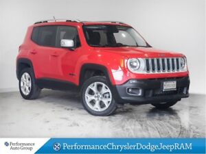 2017 Jeep Renegade Limited * MY SKY Removable Top * Nav