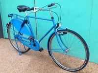 Retro Dutch Style 3 Speed Bike