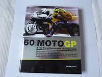 60 Years of MotoGP Book (ex cond)