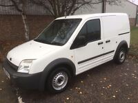 Ford connect tddi van