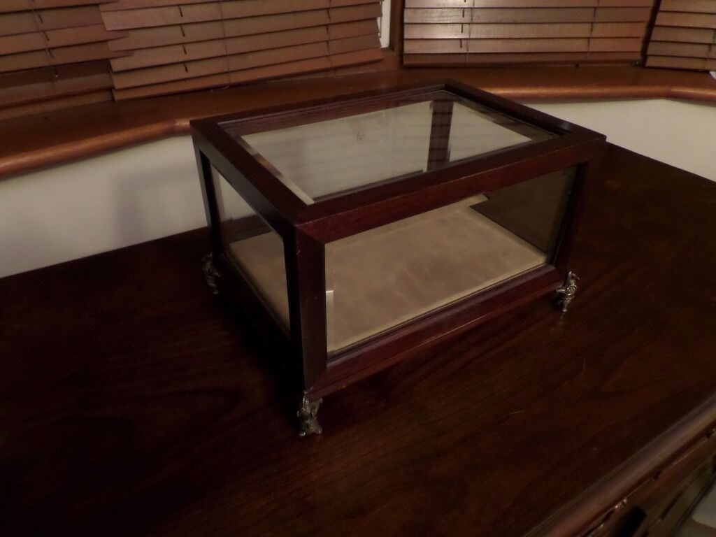 Beautiful Reproduction Display Case