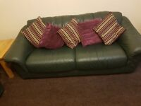 leather sofas,delivery available