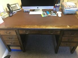 Vintage desk, ideal for home office