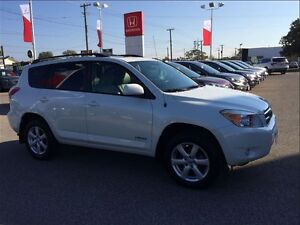 2008 Toyota RAV4 Limited AWD
