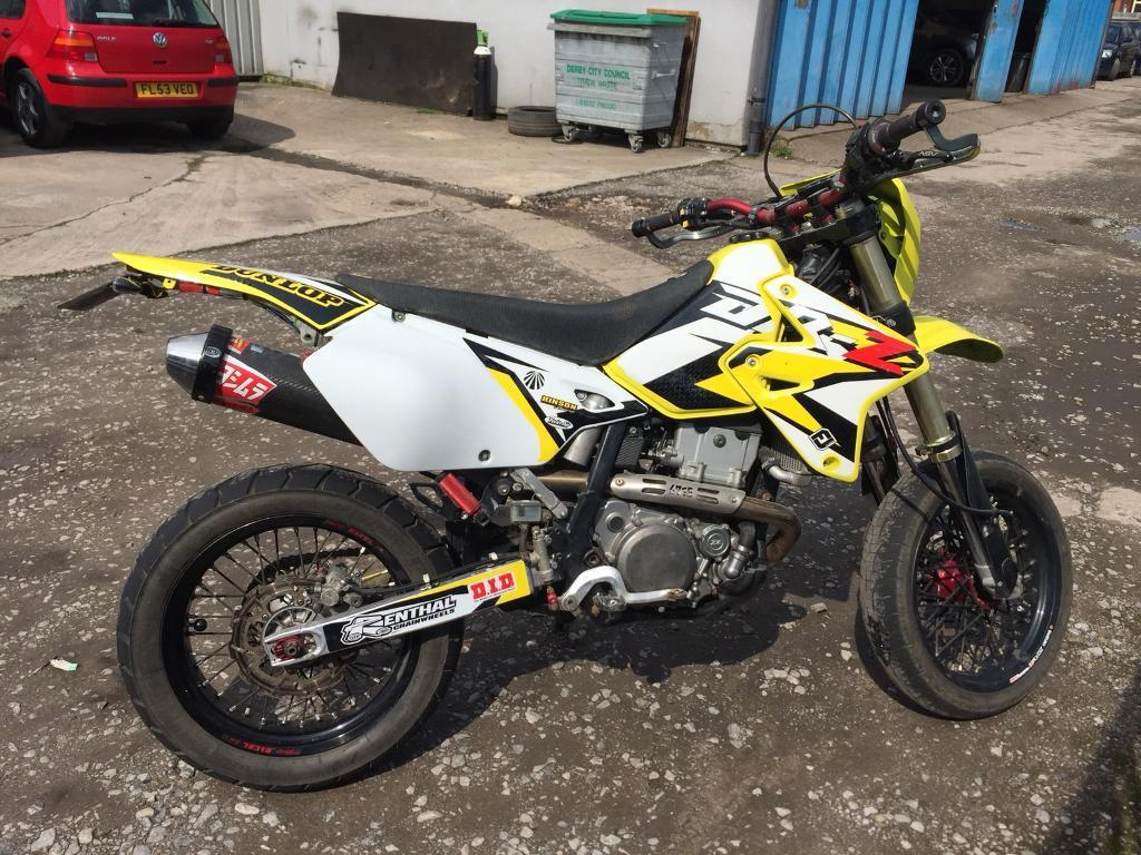 Suzuki drz400sm 2006 | in Littleover, Derbyshire | Gumtree