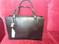 Lady's leather briefcase/work bag. Radley