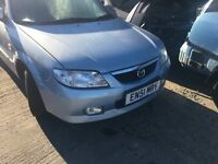 2001 MAZDA 323 GSI (MANUAL PETROL FOR PARTS ONLY