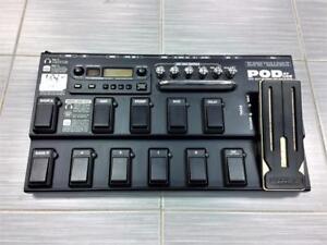 Multi-effets pour guitare Line 6 PODS Live XT   ***Excellente Condition***  # P017332