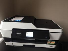 BROTHER MFCJ6520DW Wireless A3 All-in-One Inkjet Printer