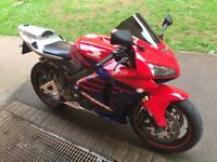 2005 Honda cbr600rr, mot 31st march 2018 no advisories, great example with some nice extras!!!